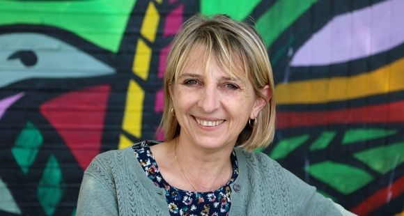 Hélène Velasco-Graciet, présidente de l'université Bordeaux-Montaigne