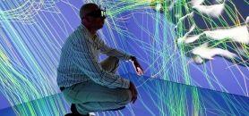 La réalité virtuelle est l'une des technologies qui devraient marquer les EdTech en 2017, selon EdSurge. //©Inria / Photo Kaksonen