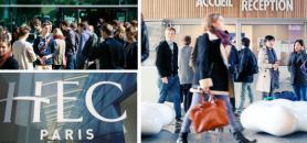 Si HEC occupe la tête du classement, un peloton de quelques écoles, parmi lesquelles Grenoble EM et Rennes SB suit de près le groupe de tête. //©Thierry Dudoit - Express-REA / Agence Prisme - Pierre Jayet / Rennes SB