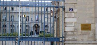 L'inspection générale unique devrait s'installer dans l'antenne du ministère de l'enseignement supérieur et de la recherche située rue Descartes à Paris. //©Camille Stromboni