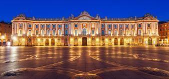 Toulouse garde la tête du classement des meilleures villes étudiantes de France pour la cinquième année consécutive. //©saiko3p / Adobe Stock