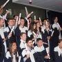 Remise des diplômes de l'Esilv, en 2013. //©Esilv