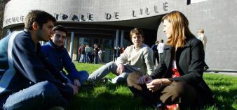 Centrale Lille se prépare à être rejointe par Chimie Lille et l'Ensait, afin de créer un établissement unique. //©Centrale Lille