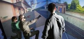 Expérience de réalité virtuelle à l'Université de technologie Belfort-Montbéliard © UTBM