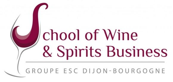ESC Dijon Bourgogne - Logo de la SWSB School of Wine and Spirits Business