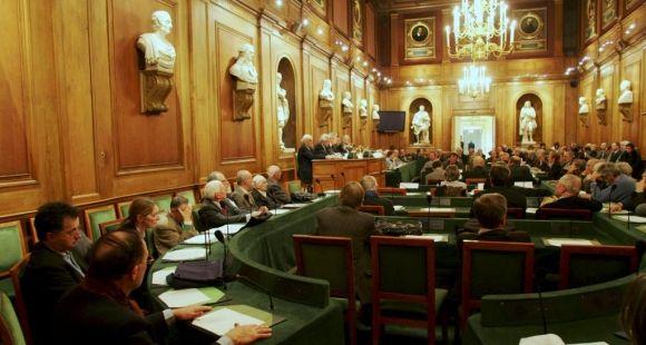Académie des sciences - Paris - ©Nicolas Tavernier - REA