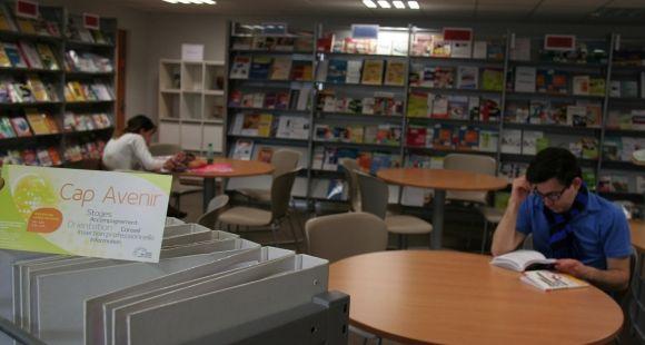 Cap Avenir, le service dédié à l'orientation et à l'insertion professionnelle de l'université de Saint-Étienne