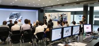 L'IAAD, école de design de Turin // DR