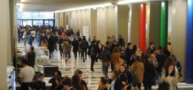 L'ensemble des formations offertes par les universités accueillent aujourd'hui environ 1,5 million d'étudiants, soit les 2/3 de l'ensemble des inscrits dans l'enseignement supérieur. //©Camille Stromboni