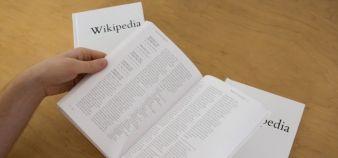 Wikipédia est une excellente étude de cas pour enseigner la