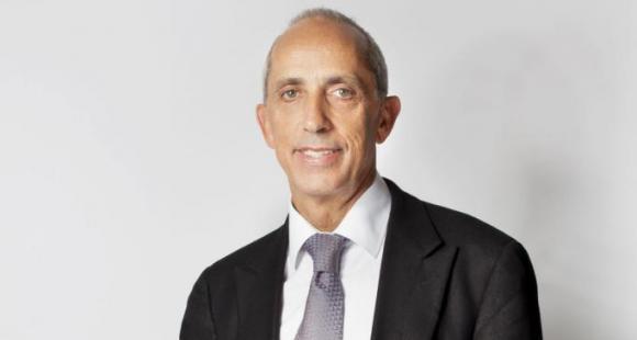 Fabrice Bardèche, vice-président exécutif de Ionis Education group © Benjamin Taguemount