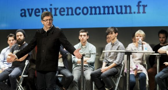 USAGE UNIQUE - Jean-Luc Mélenchon