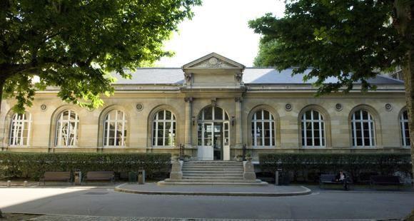 Le campus Molitor de l'Espé de Paris, dans le XVIe arrondissement de Paris