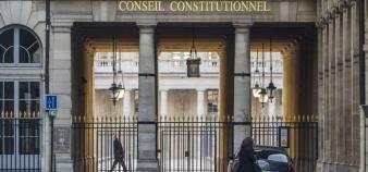 Le Conseil constitutionnel a rendu sa décision deux semaines avant l'expiration du délai d'un mois qui courait depuis le dépôt du recours, le 23 février. //©Gilles Rolle/REA