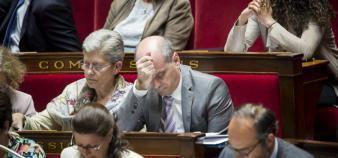 Le ministre de l'Éducation nationale rouvre le délicat chantier de la gouvernance académique. //©Denis ALLARD/REA