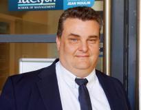 Christian Varinard succèdera le 1er septembre 2018 à Jérôme Rive à la direction générale de l'IAE de Lyon. //©IAE Lyon