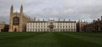 Le King's College à Cambridge