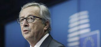 Jean-Claude Juncker, président de la Commission européenne //©XINHUA-REA