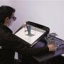 Dispositif V-Station de 3D immersive conçu par le laboratoire Virtualiteach //©Clarte