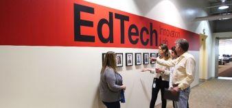 EdTech Exchange compte actuellement une soixantaine de membres, installés en majorité au Royaume-Uni. //©GSV