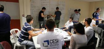 CESI école d'ingénieurs : un nouvel ensemble qui rapproche l'école d'ingénieurs (ei.CESI) et l'école d'informatique (exia CESI). //©EI.CESI