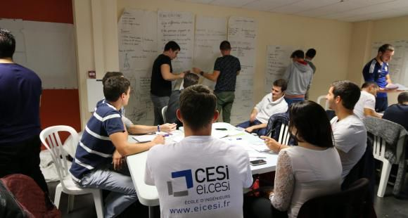 CESI école d'ingénieurs : un nouveau cursus encinq ans