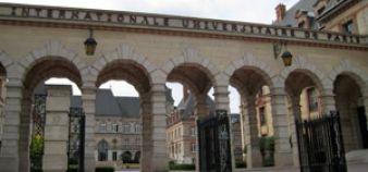 L'entrée de la Cité internationale universitaire de Paris // DR