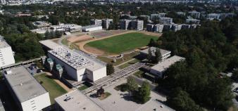 Selon son directeur, Centrale Lyon met en valeur les sujets liés à l'environnement dans les enseignements et dans les exemples utilisés en cours. //©Centrale Lyon