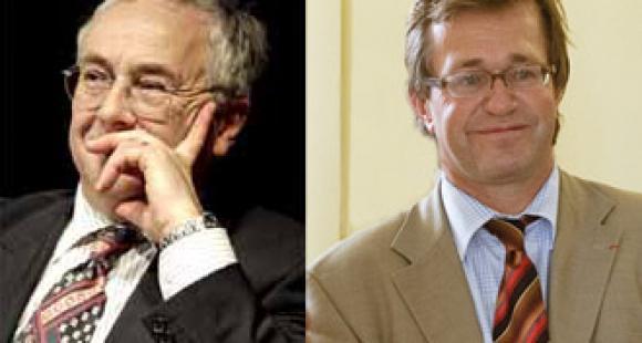 Jacques Samarut et Olivier Faron