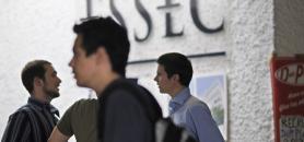 100% des jeunes diplômés issus de l'Essec sont convaincus de la qualité de leur formation. //©ESSEC