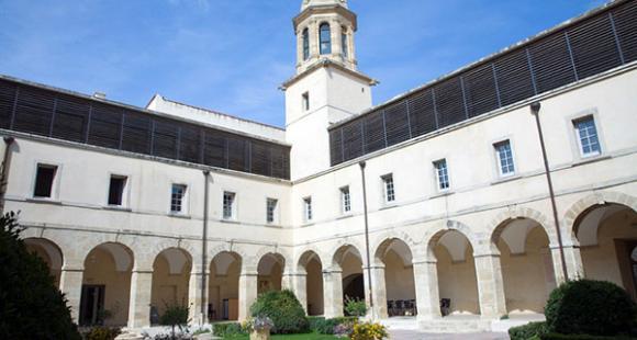 Portrait d'université. Objectif ressources humaines à Montpellier 1
