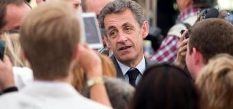 """Dans son """"livre-programme"""" publié le 24 août 2016, Nicolas Sarkozy appelle de ses vœux une loi n°2 sur l'autonomie des universités. //©Frédéric Maigrot / R.E.A"""