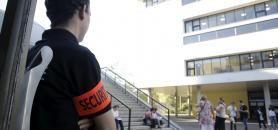 Sécurité dans les universités - UPEC //©Nicolas Tavernier / R.E.A