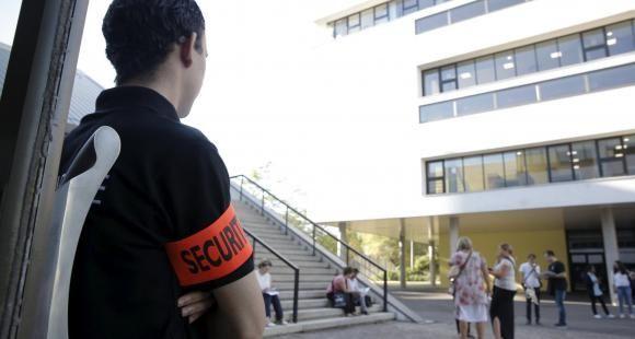 Sécurité dans les universités - UPEC