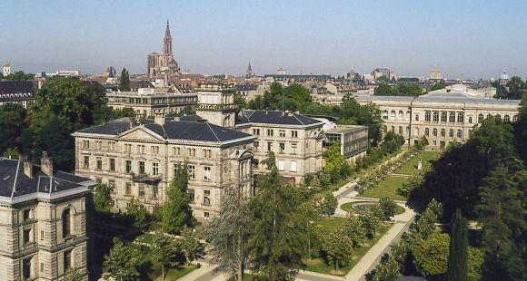 Université de Strasbourg © Bernard Braesch
