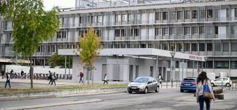 L'université Claude-Bernard de Lyon fait partie des 10 universités membres de l'Udice. //©Stephane AUDRAS/REA
