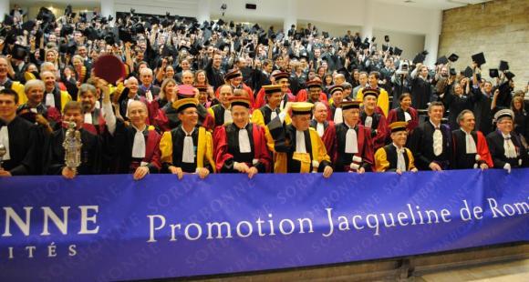 Cérémonie PRES Sorbonne Universités©CS