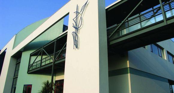 Le campus de l'Enstra Bretagne, à Brest