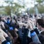 Apporter des clefs de compréhension aux étudiants, développer l'esprit critique, remplir sa mission sociale... le rôle de l'université, au lendemain des attentats de Paris, est multiple. //©Denis Allard / R.E.A