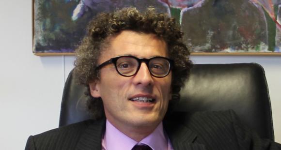 Vincent Berger - ©C.Stromboni - septembre 2012