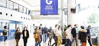 Grenoble École de management est devenue une société à mission. //©Grenoble Ecole de Management
