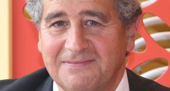 Khaled Bouabdallah, président de l'université de Saint-Étienne