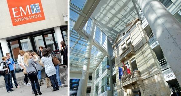 L'EM Normandie et Burgundy school of business viennent d'être accréditées Equis.
