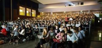 Tous les étudiants de la L1 éco-gestion de Dauphine sont amenés à réfléchir à qui ils sont. //©Université Paris Dauphine
