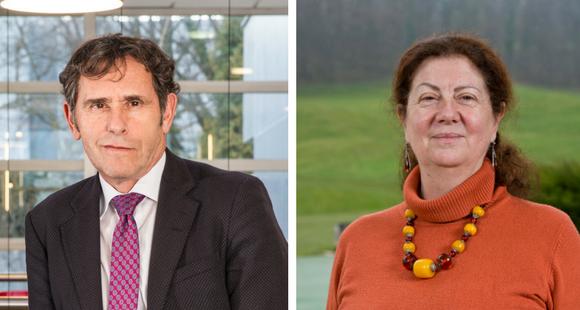 À Grenoble, Patrick Lévy et Lise Dumasy échangent leur poste