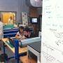 Plate-forme de génie mecanique où travaillent des élèves ingénieurs de l'Insa Strasbourg ©I.Maradan