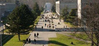 Le campus de Lyon 1