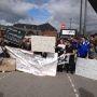 Manifestation des étudiants de Staps - Lille - 23 septembre 2015 //©@BDEStapsLille2 via Twitter #StapsenPéril