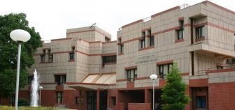 L'IIT (Indian Institute of Technology) de Kanpur © Matt Welsh 2006