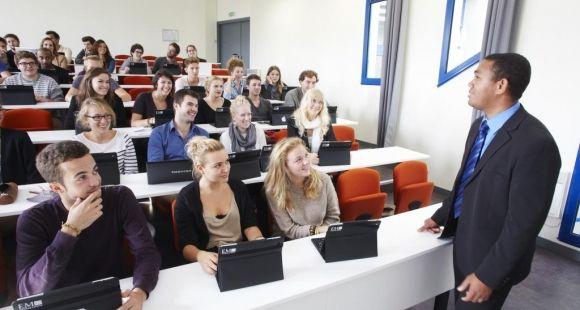 L'EM Normandie veut basculer 20% des enseignements du programme grande école en mode multimédia // DR